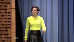 Kristen Stewart - The Tonight Show 10 07 2014