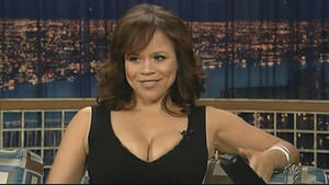 Rosie Perez - Late Night with Conan O'Brien (2006)