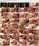 [JacquieEtMichelTV.net / Indecentes-Voisines.com] Tiffany (2504) Tiffany fait chauffer Rouen ! [2017 г., Teen, French, Shaved, DP, Anal, Threesome, Cum shots, Blowjob, 1080p]