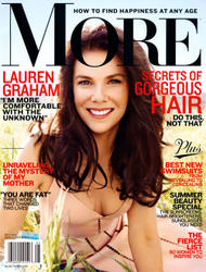 Lauren Graham x5 More (US) May, 2013