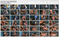 Bigtitsinuniform - Brynn Tyler - Pop on the Cop *January 18, 2012*