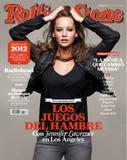 Jennifer Lawrence - Cover of Rolling Stone (Spain) - May 2012