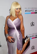 Christina Aguilera - 2012 American Music Awards in Los Angeles 11/18/12