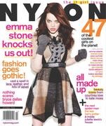 Emma Stone - Nylon - Oct 2010 (x14)