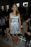 Julia Stiles @ Cynthia Rowley Spring 2009 (front row) at MBFW in NYC 09/11/08- 7 HQ