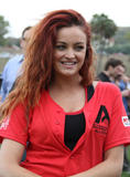 Maria Kanellis @ Steve Garvey Celebrity Softball Game in Malibu, July 10, 2010