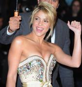 Шакира Изабель Мебэрэк Риполл, фото 3932. Shakira Isabel Mebarak Ripoll - NRJ Music Awards in Cannes 01/28/12, foto 3932