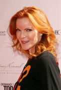 "Marcia Cross, ""Stand Up To Cancer"" Benefit At Sony Pictures Studios In Culver City -September 10th 2010"